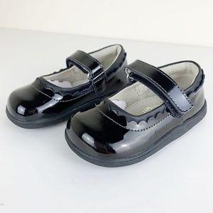 See Kai Run Jane II Black Patent Mary Janes Shoe 6